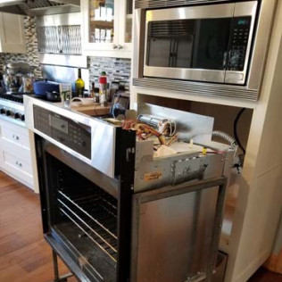 Wolf Wall Oven Repair In Rye, NY